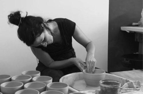 Marie-France Labrosse, céramiste