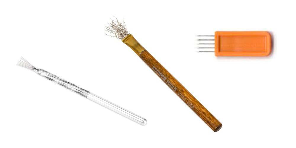 outils de poterie à faire soi-même pour le façonnage