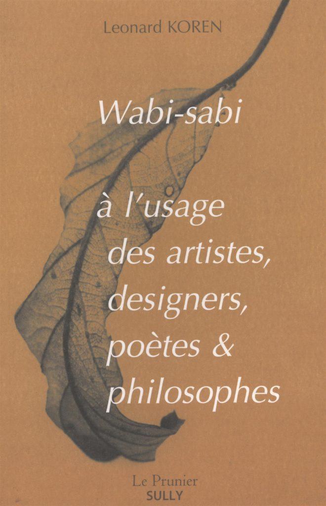 livre wabi-sabi