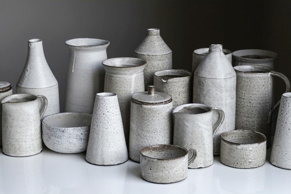 Glaçures céramiques émaillé par trempage