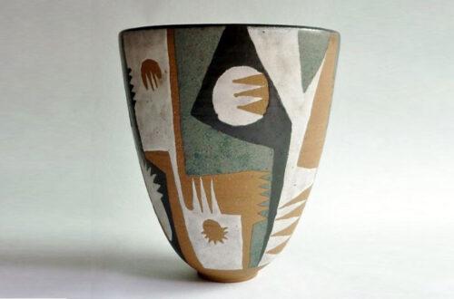 décor céramique avec latex