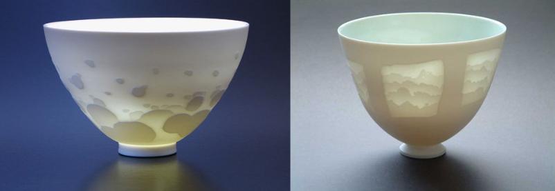 décor poterie gomme laque