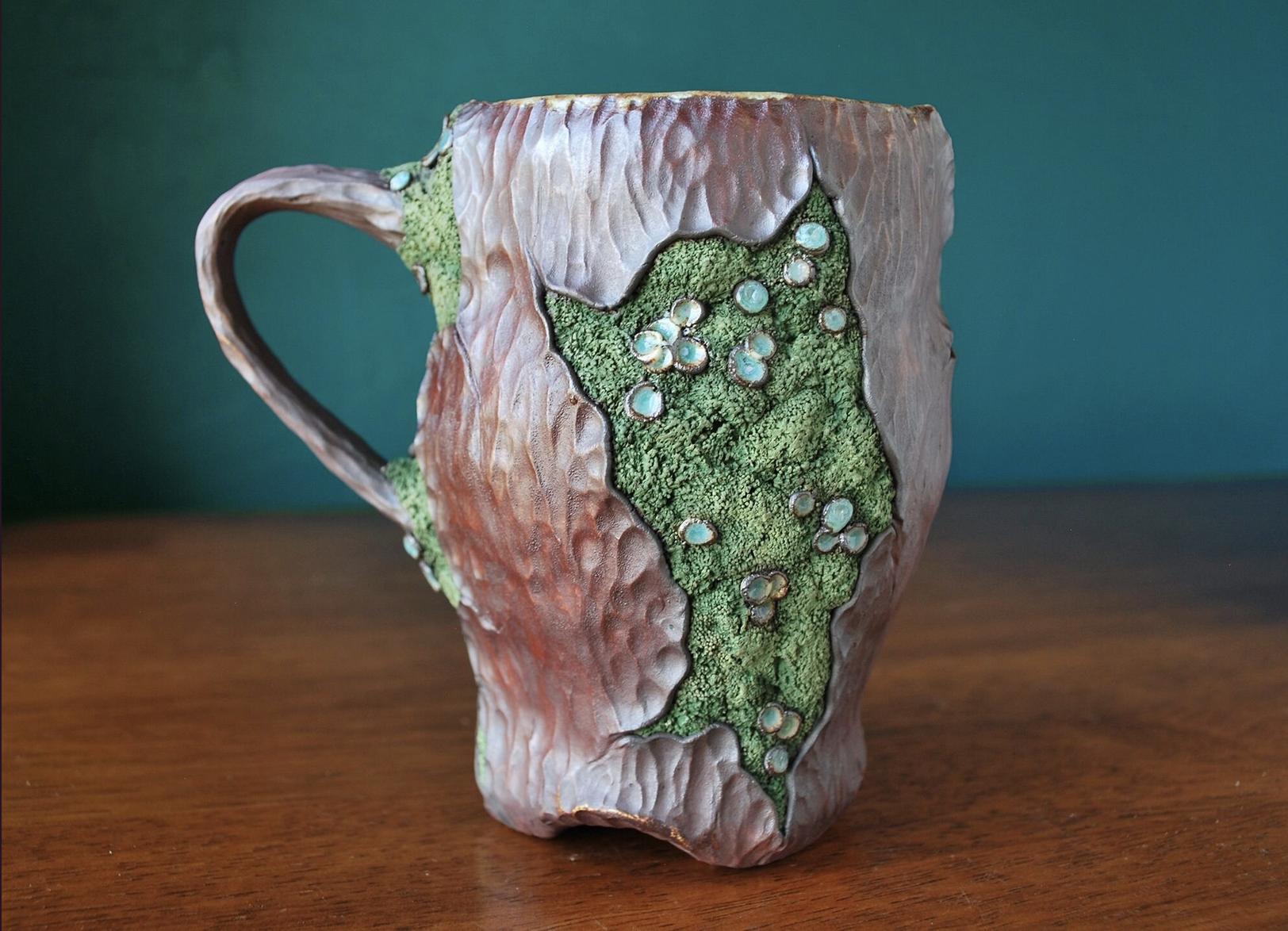 Loren Phillips tasse en céramique